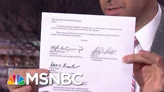 Dems Subpoena Trump WH In Impeachment Escalation | The Beat With Ari Melber | MSNBC