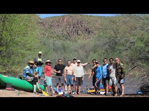 Salt River trip, March 21-24, 2017