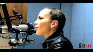 Jennifer Lopez hangs out with DJ Skee on his Birthday & Talks New Album