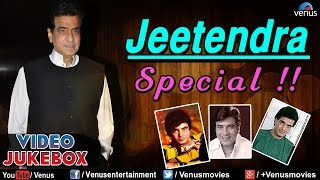 Jeetendra Special : Best Bollywood Songs || Video Jukebox