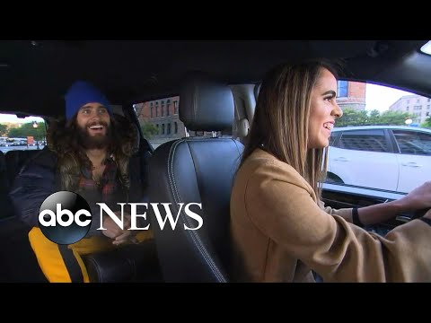 Jared Leto calls new album a portrait of America in a 'time of hope'