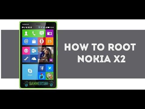 Root Nokia x2 100% work