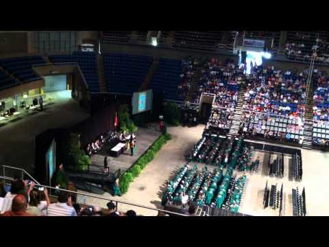 West Harrison High School Graduation 2012