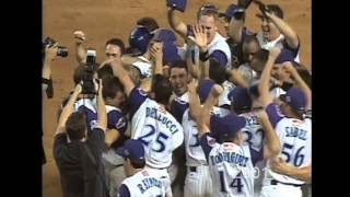 Final plays of the World Series: 1990-2014