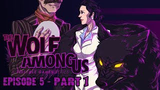 Cry Plays: The Wolf Among Us [Ep5] [P1]