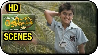 Philips and the Monkey Pen Movie | Scenes | Santhosh Seeks help to Love From Senior