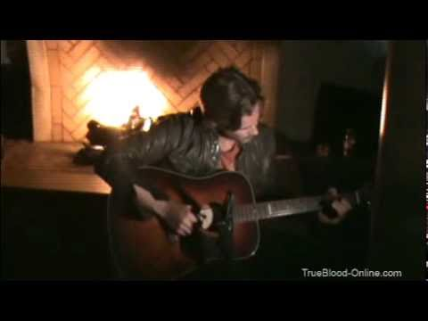 Sam Trammell performs at Actors for Oceans