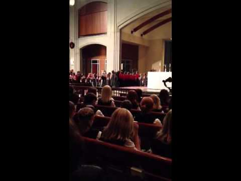 Prince of Peace Catholic School Christmas Concert