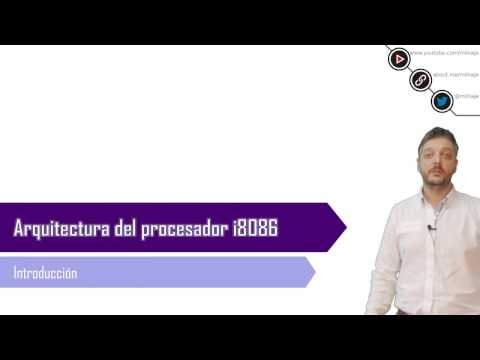Arquitectura 8086: Introducción (1/3)
