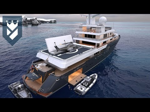3 SPECTACULAR SUPERYACHT LAUNCHES IN 2018