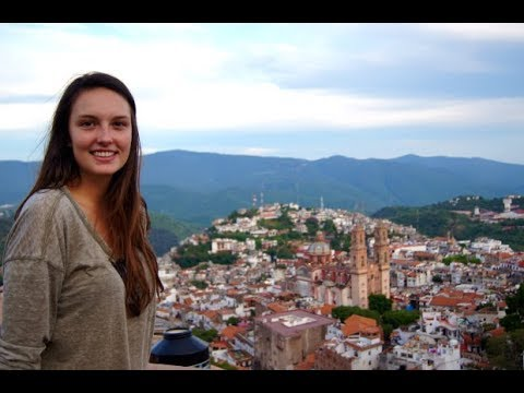 Mexico - City walk in Taxco - Trip in Central and North America ep45 - Travel vlog calatorii tourism