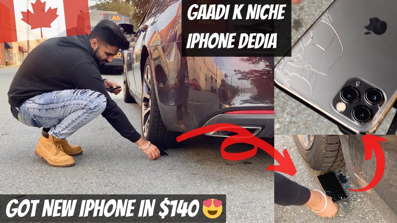 Broke My IPHONE 11 PRO MAX & Got New One For $140 Only   No Scam!