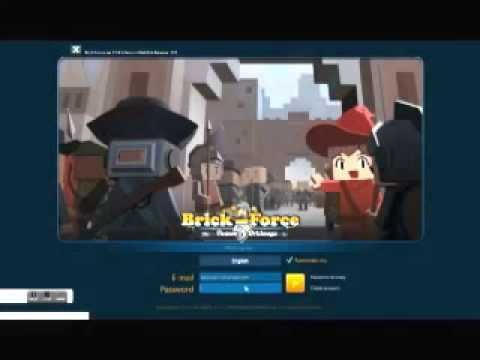 How To Play Brick-Force Browser Without Loading Everytime