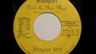 RARE FUNK: Flight 505 - Love The Bass Man (Sample)