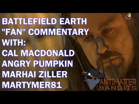 Battlefield Earth Commentary