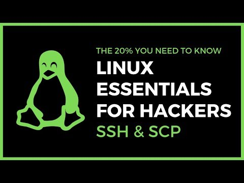 Linux Essentials For Hackers - #17 - SSH And SSH Security