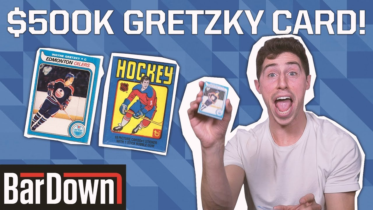 How Hard Is It To Get A 500k Gretzky Card