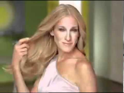 Garnier Nutrisse Hair Color TV Commercial.flv