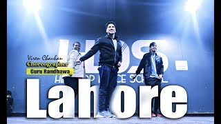 Lahore Song || Dance Cover || Choreographer - Viren Chauhan