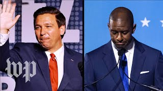 DeSantis wins victory over Gillum in Florida governor's race