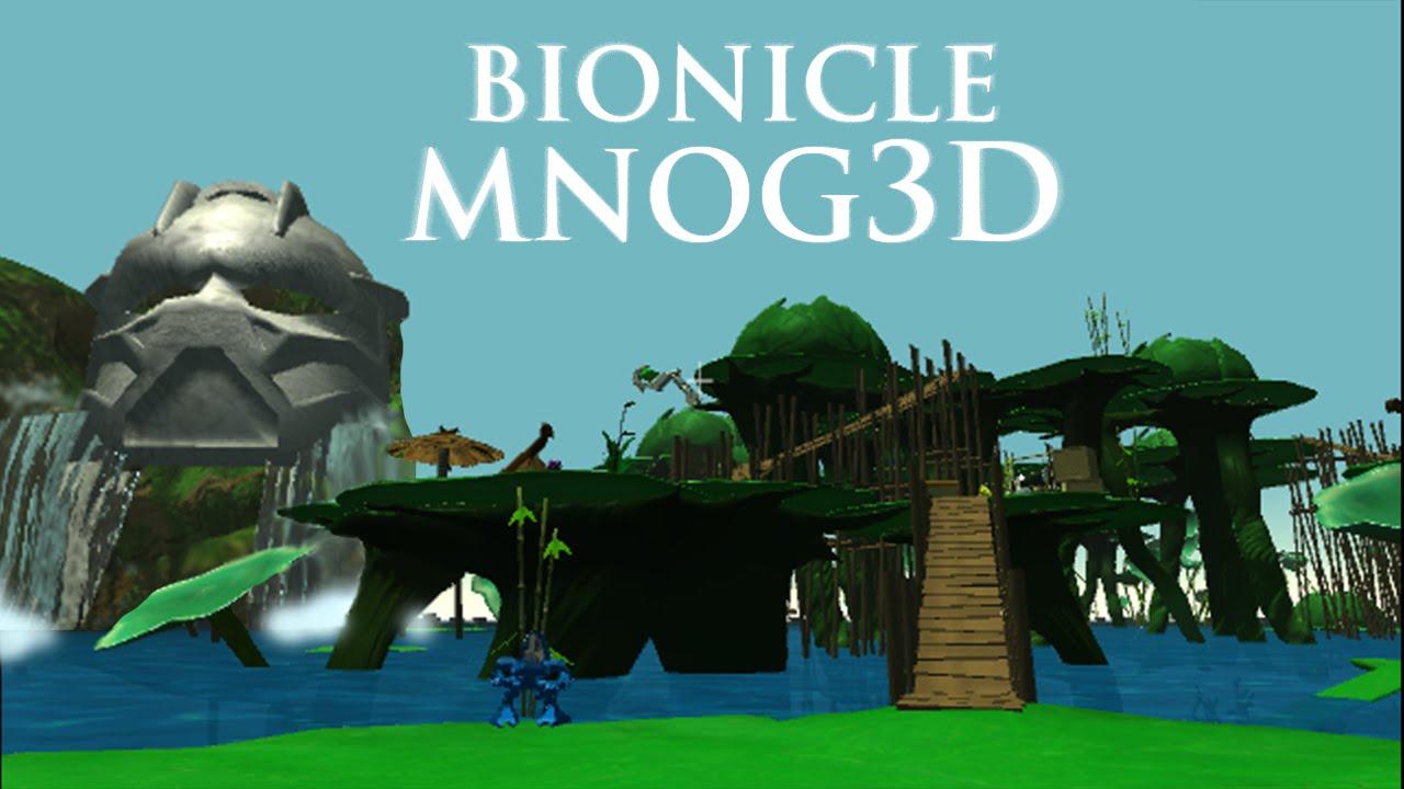 nickon presents bionicle mnog3d mata nui online game 3 destinies