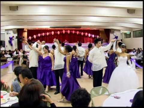 Romelline's Debut Blue Danube Waltz. Grupo Latino Multimedia
