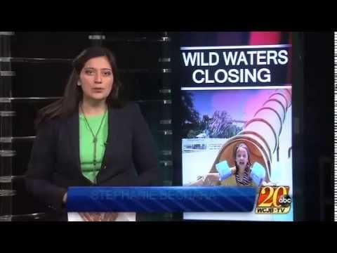 Wild Waters Water Park in Ocala / Silver Springs  Closing
