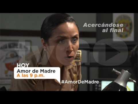 Amor De Madre Avance Viernes 30/10/2015