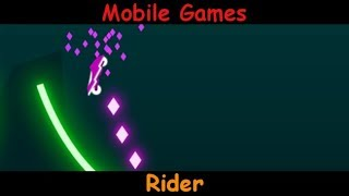 Rider - Mobile Games Gameplay - Android and IOS