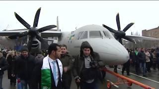 Украинский самолет без российских деталей: Раша, гуд бай! - Гражданская оборона ЛУЧШЕЕ