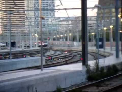 Tren hotel barcelona paris cena romantica youtube for Barcelona paris tren hotel