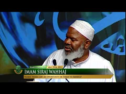 Islamic Sharia Law: An Opportunity or Threat to America? by Imam Siraj Wahhaj
