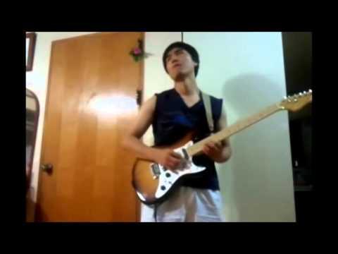 Canon Rock Played by Paul Park (캐논락 일렉기타)