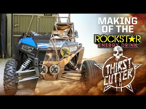 Making of the Rockstar Energy Drink Mad Max Thirstcutter - Part 1