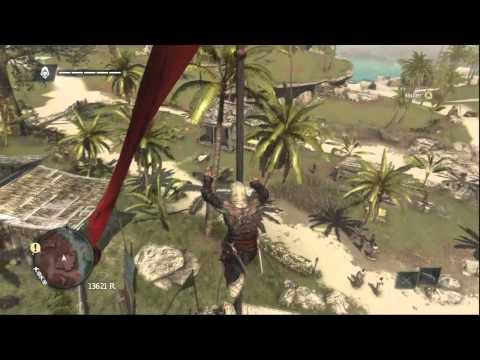 Let's Play Assassin's Creed 4 #08 - Exploration quasi totale de Nassau - par Osi