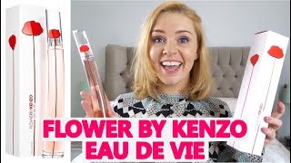 FLOWER BY KENZO EAU DE VIE PERFUME REVIEW | Soki London