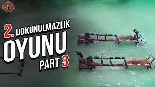 2. Dokunulmazlık Oyunu 3. Part   37. Bölüm   Survivor Türkiye - Yunanistan