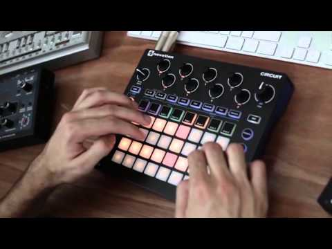 Novation Circuit Nova Synth And Drum Machine Overview | Full Compass