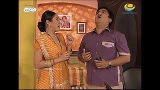 जेठालाल की आवाज़ बैठ गयी | Taarak Mehta Ka Ooltah Chashmah | TMKOC Comedy | तारक मेहता का उल्टा चश्मा