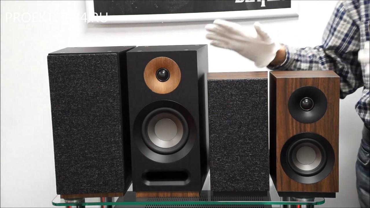 Обзор полочной акустики Jamo S801 и S803