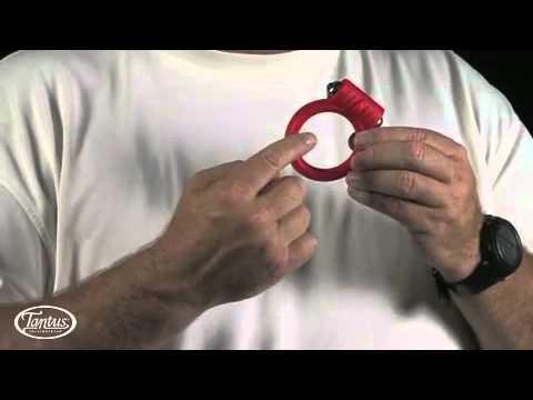 Velvet Box - Tantus Vibrating C-Ring