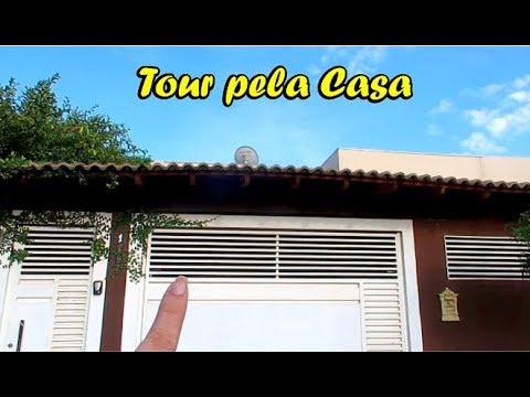 TOUR PELA MINHA CASA ANTES DA REFORMA
