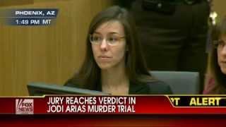 Watch Jodi Arias reaction as guilty verdict is read