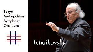 "Tchaikovsky: Symphony No.6 in B minor, op.74, ""Pathétique"" / Eliahu INBAL"