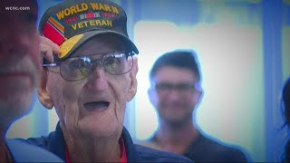 Veterans travel to National WWII Museum in New Orleans