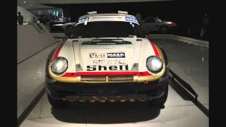 Porsche 959 Paris Dakar 1986