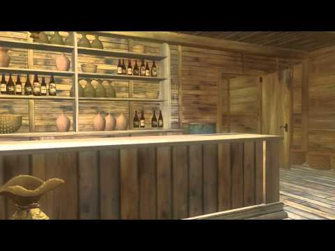 iClone Props  Old West   -   Emporium from DAZ