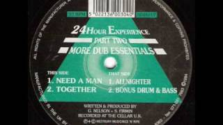 24 Hour Experience - Allnighter