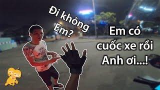 Go Việt 12h đêm - GẠ GẪM thanh niên Gia Lai - Xe Ôm Vlog