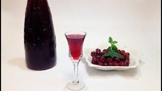 ЛИКЁР ВИШНЕВЫЙ(cherry liqueur)